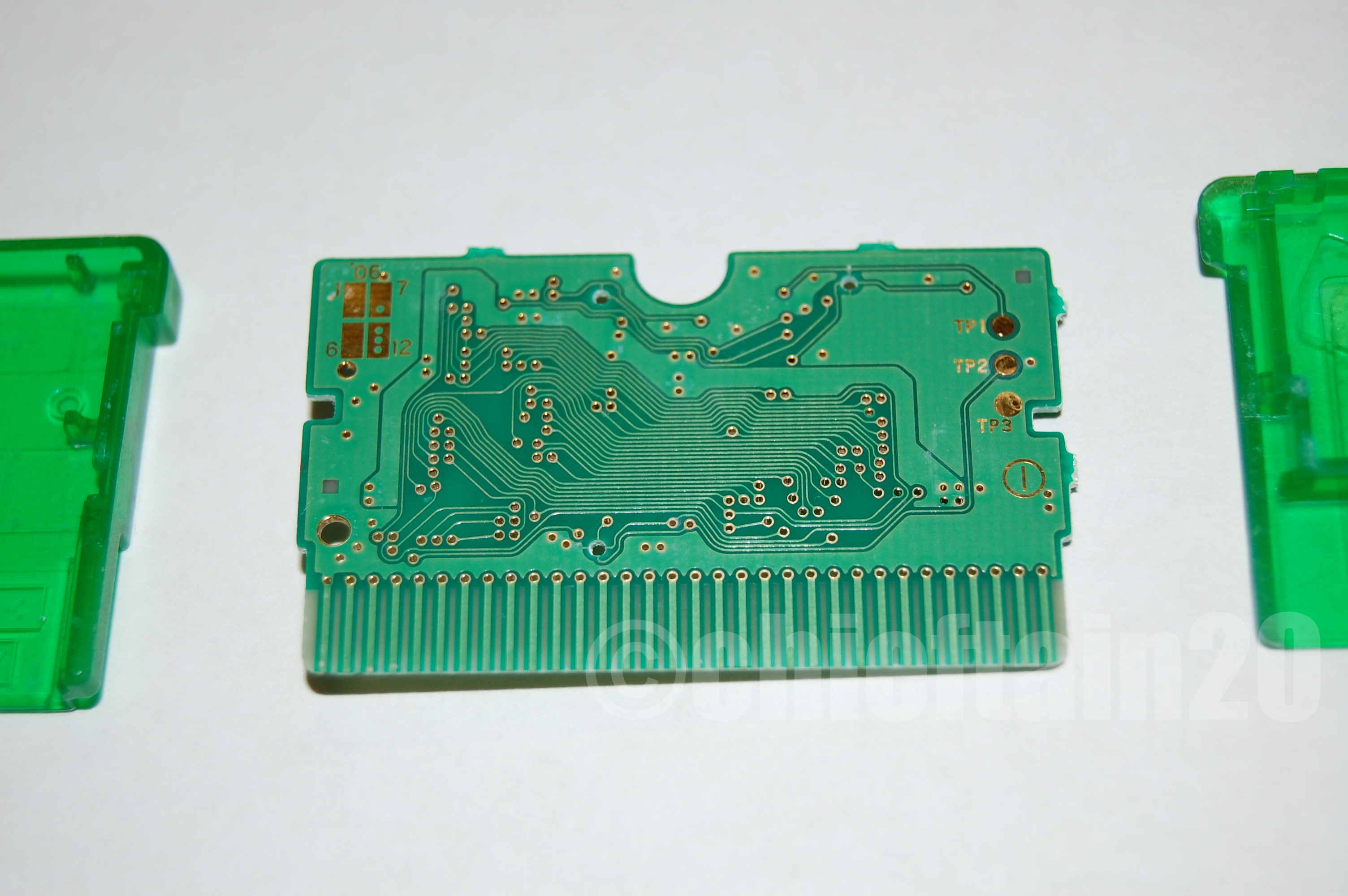 Complete Guide To Authentic Gba Pokemon Games Chieftain20s Site Blue Circuit Board Label Dsc 2171
